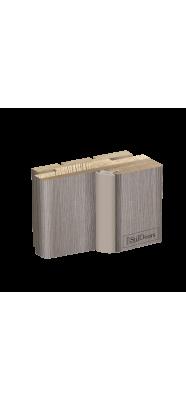 Коробка з ущільнювачем Дерево + МДФ StilDoors